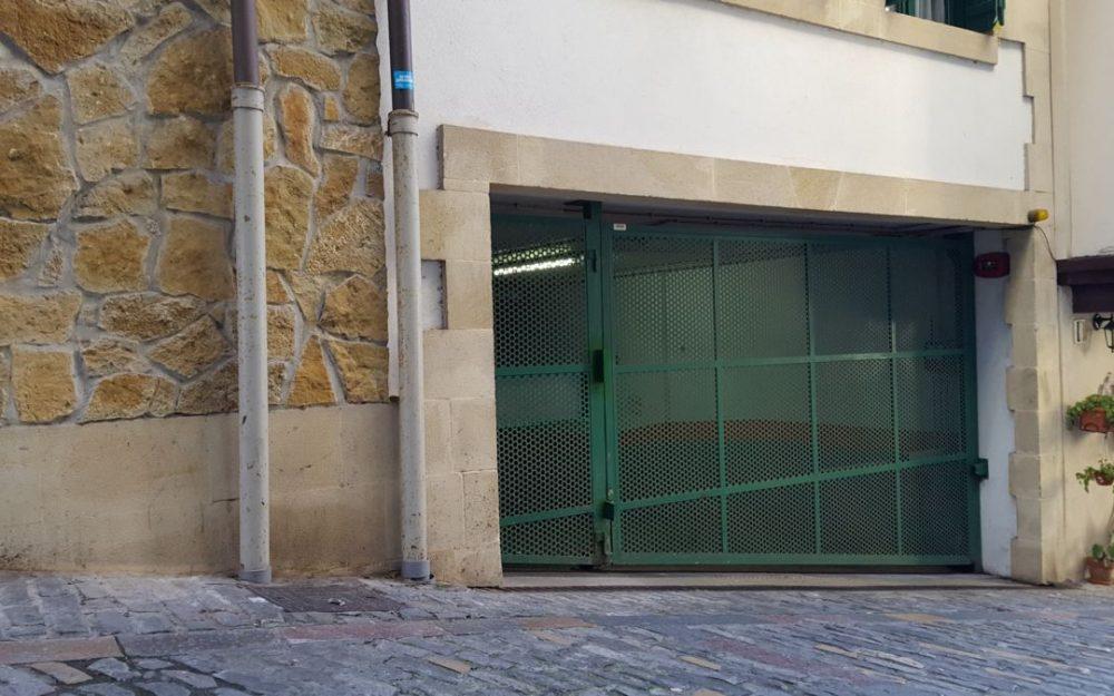 Garaje Casco Histórico