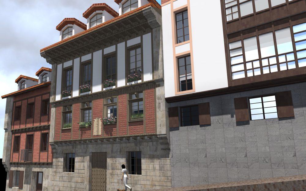 Nueva construcción c/ Ubilla nº4